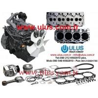YANMAR 3TNV88-BQIK Engine Overhaul Parts